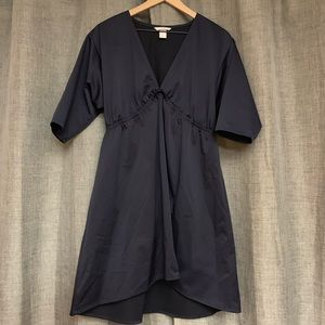 Navy Blue H&M Dress